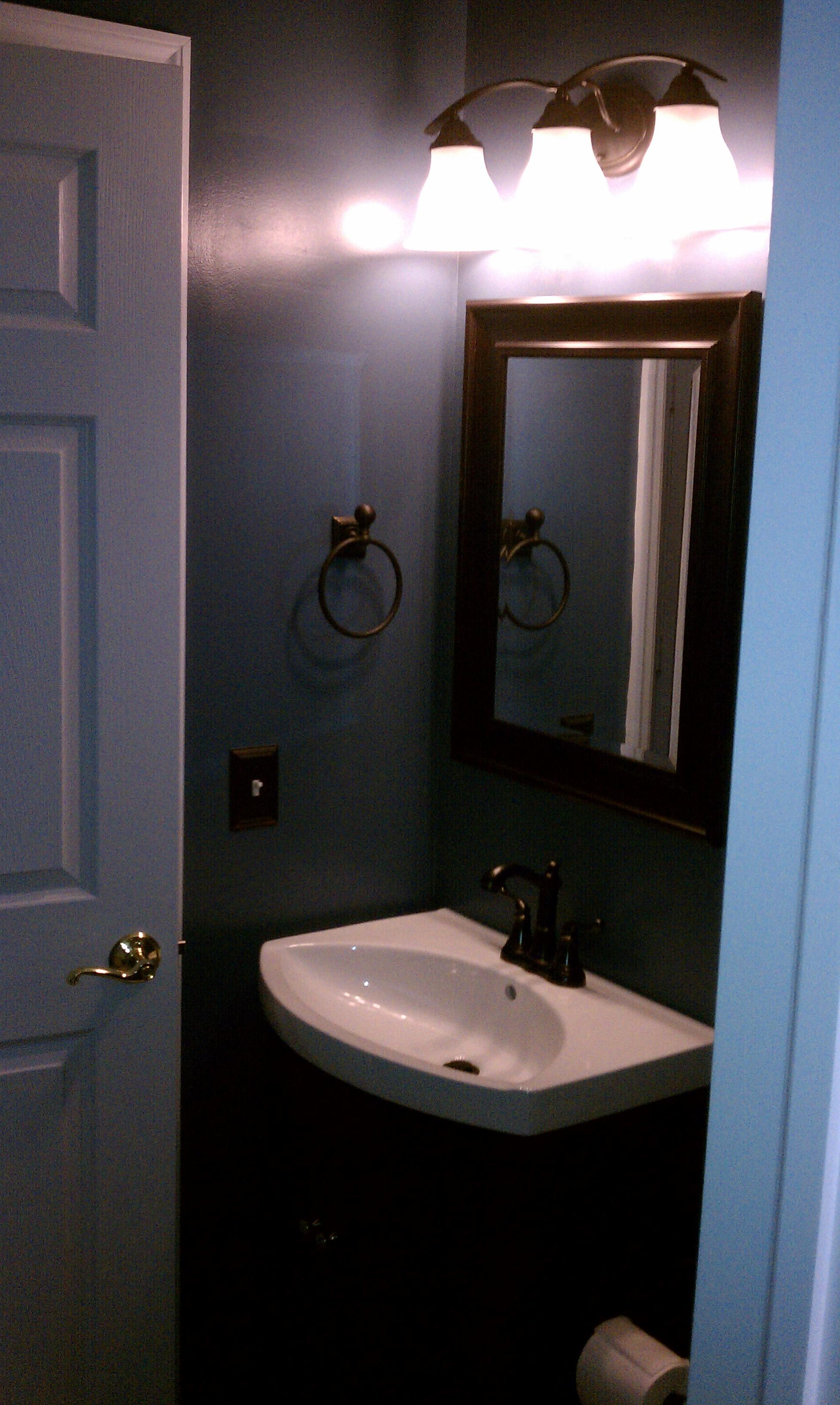 Bethel Sink Installation