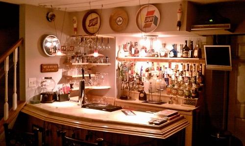 Fruit Hill Custom Bars