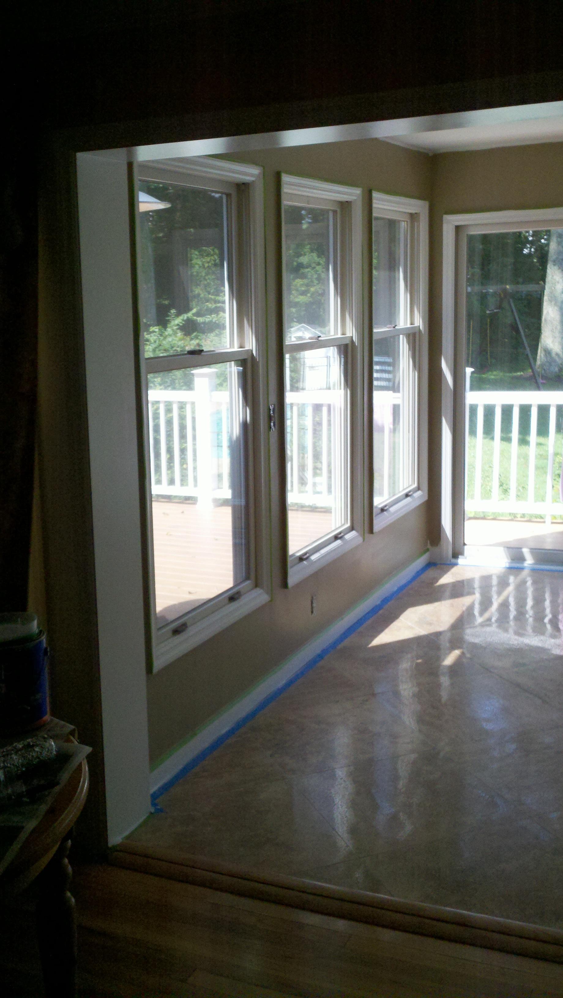 Turpin Hills Floor Install