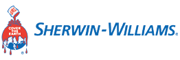 We proudly use Sherwin Williams