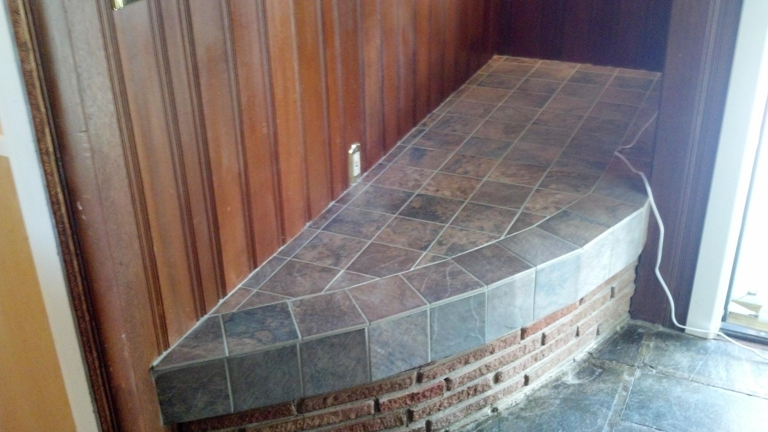 Terrace Park Tile work Carpentry