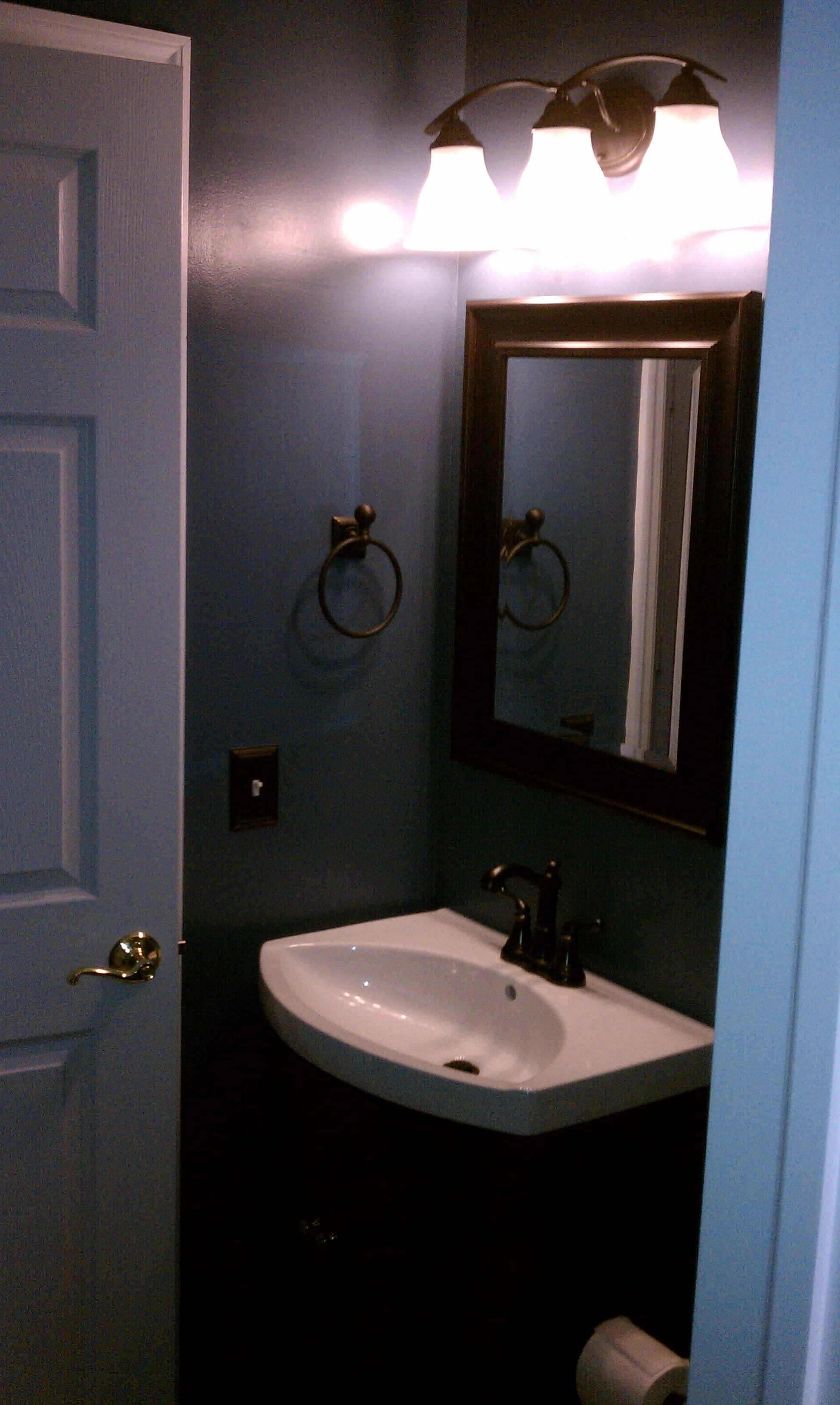 Fruit Hill Bathroom Remodel