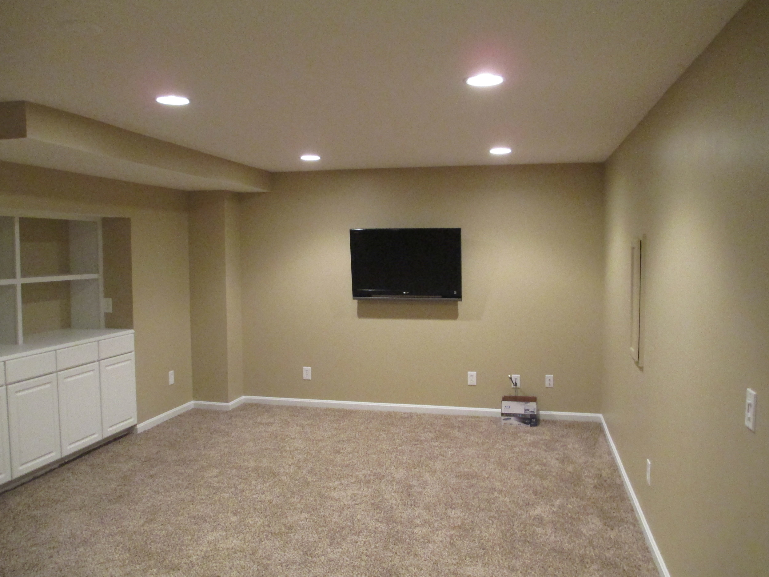 Mt Healthy Flat Panel TV Installation