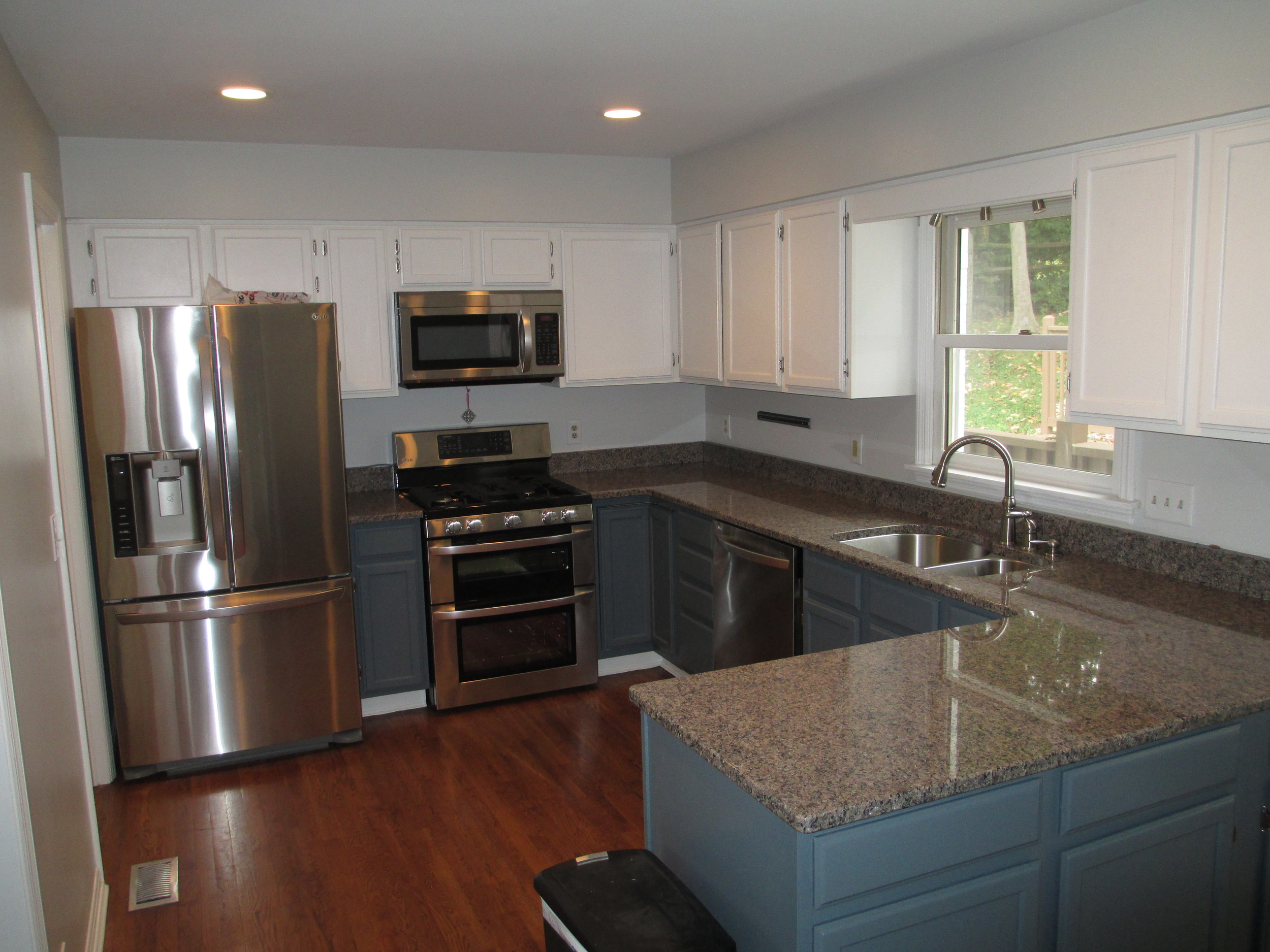 Cincinnati Kitchen counter installation