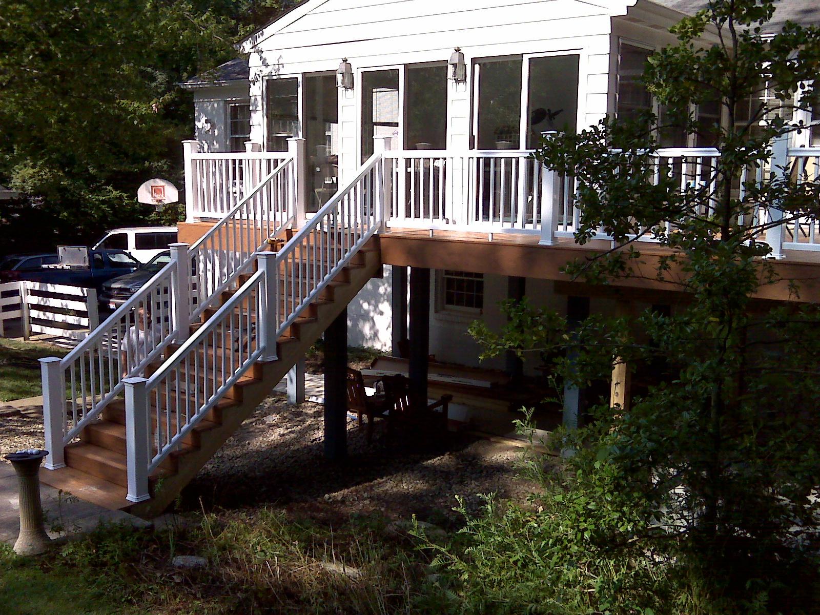 Cincinnati Deck Outdoor Spaces