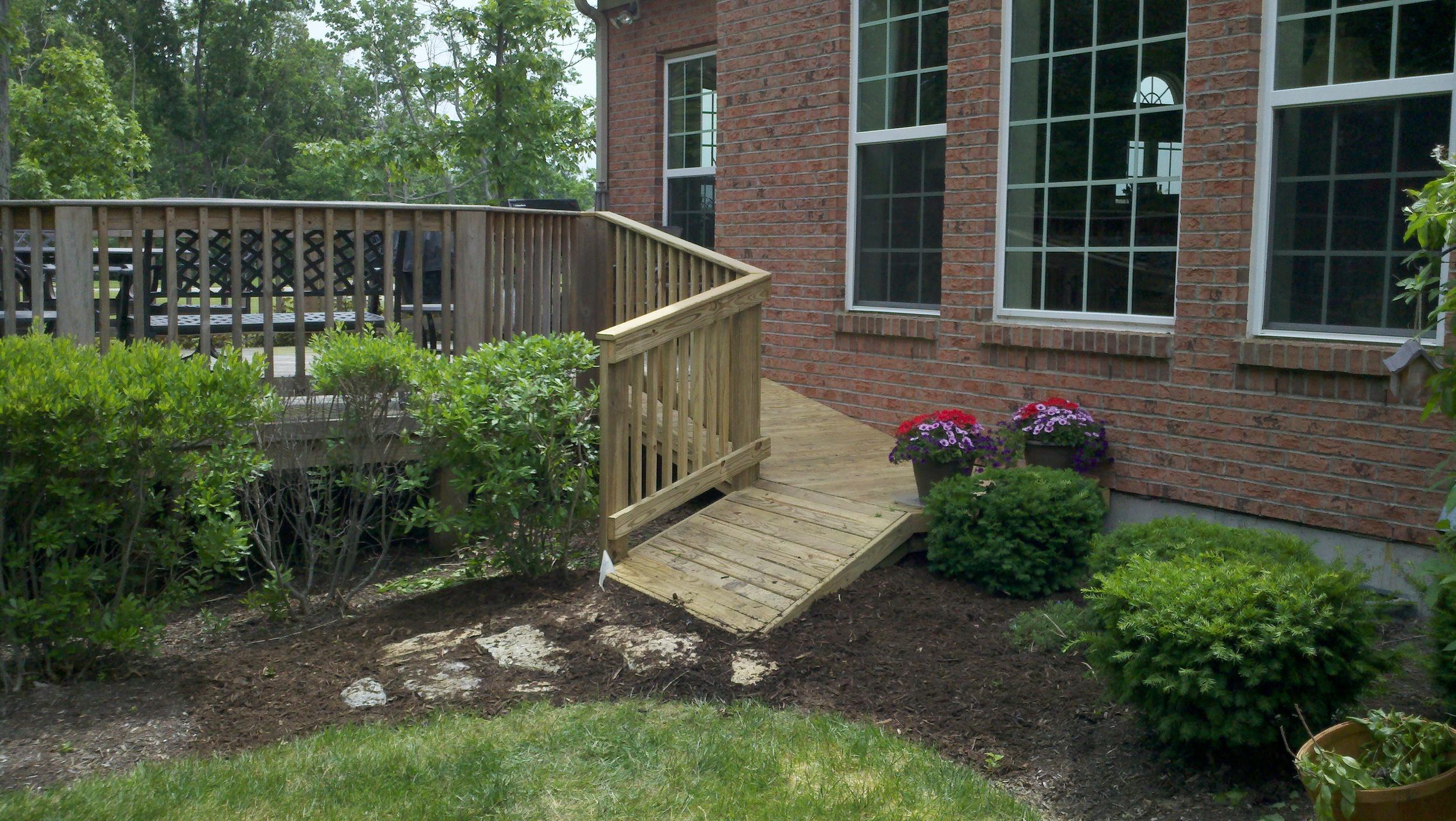 Cincinnati Outdoor Living Spaces