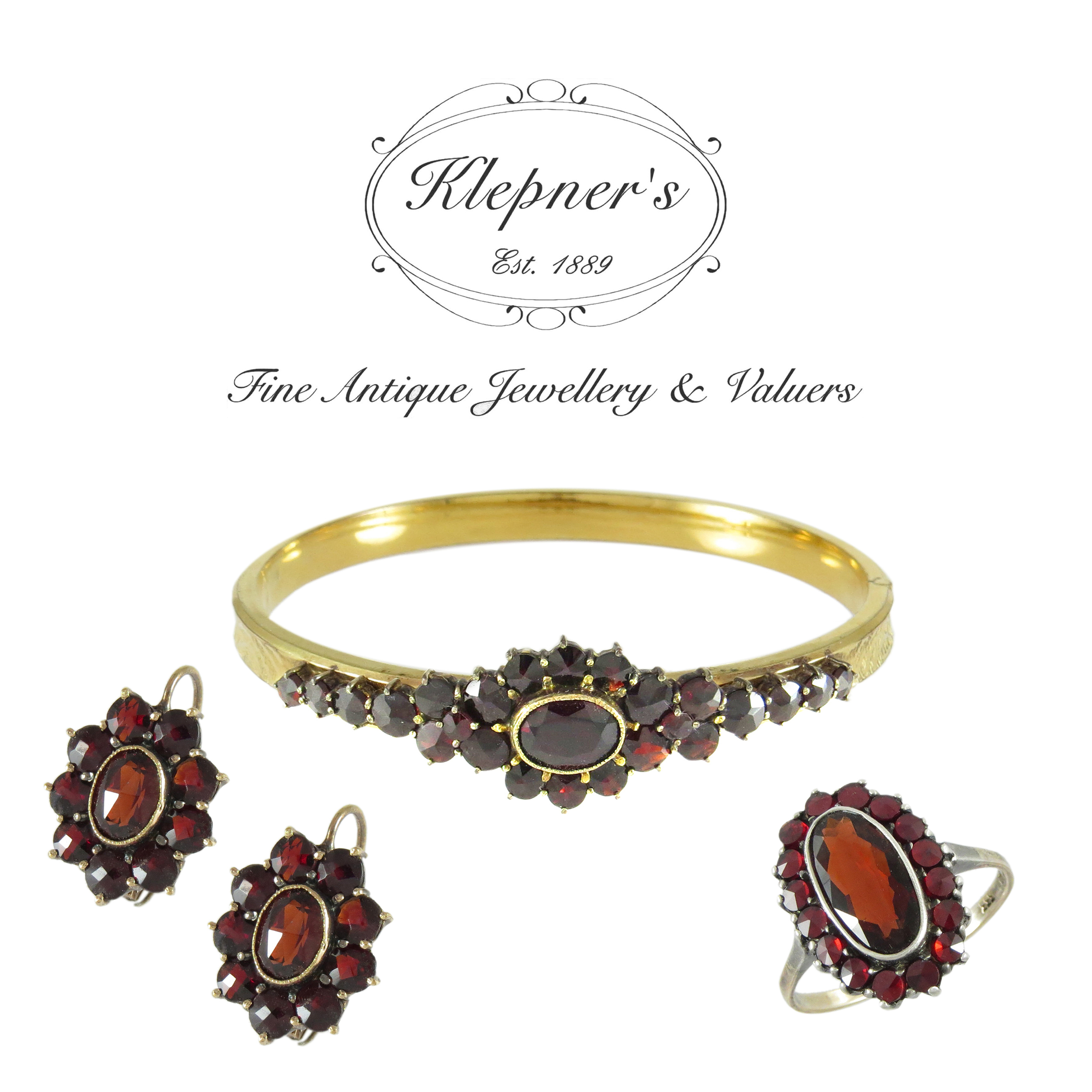 Antique Bohemian Garnet Jewellery.jpg