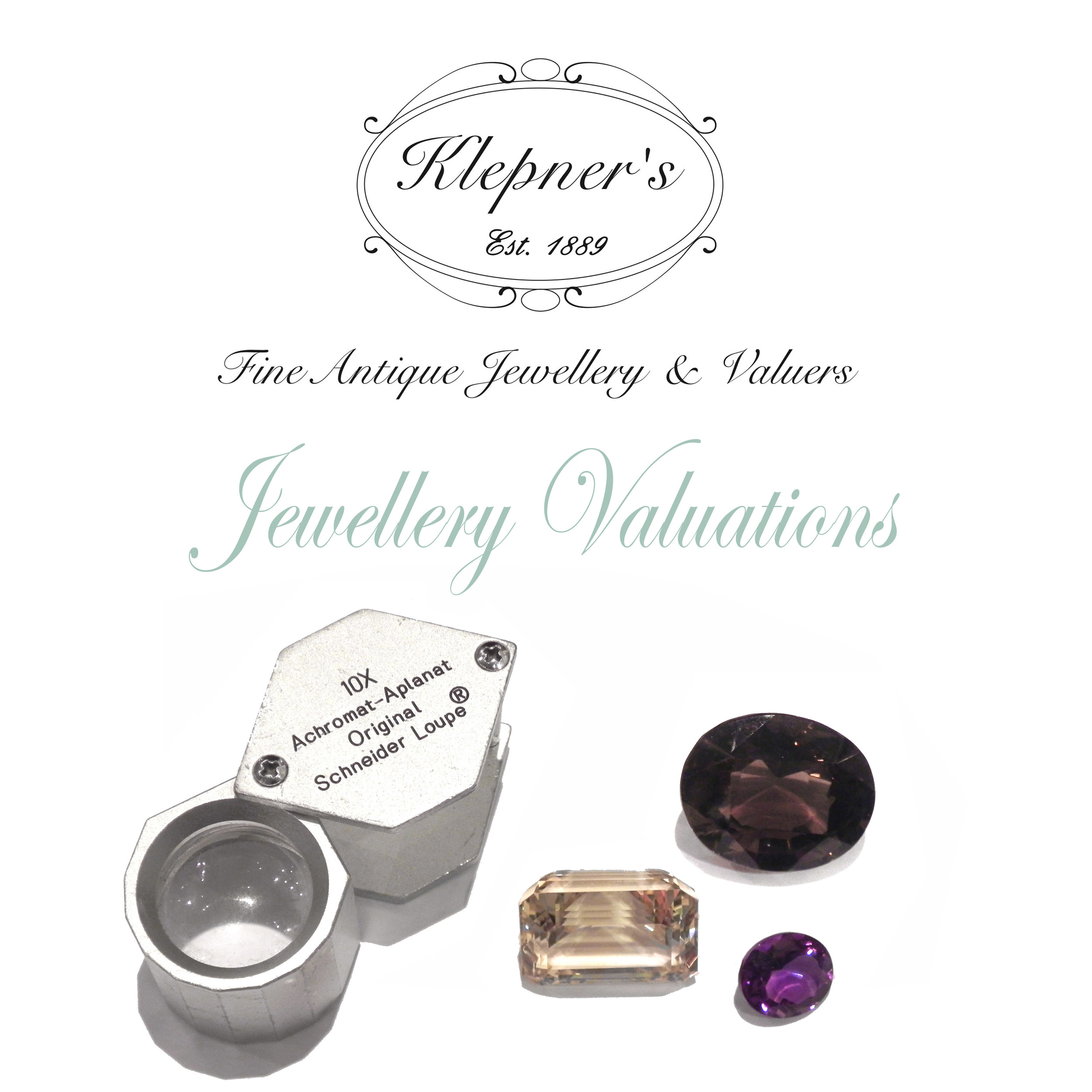 Click to find out more about our Melbourne jewellery valuation services