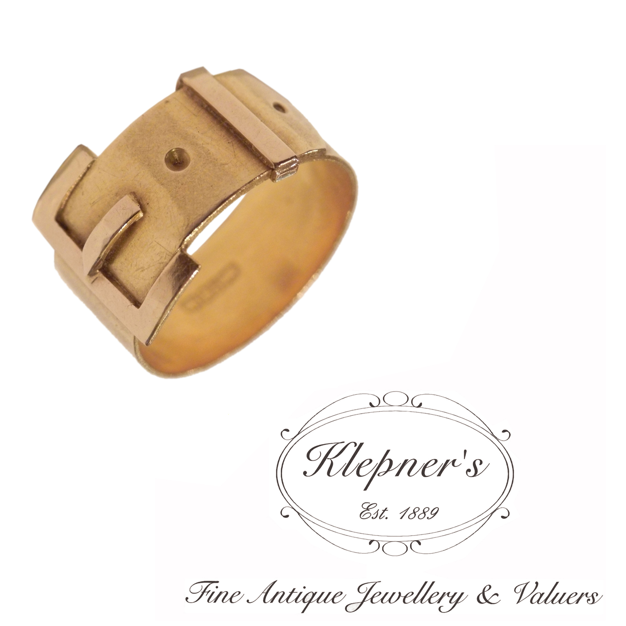 Antique Buckle Ring Melbourne