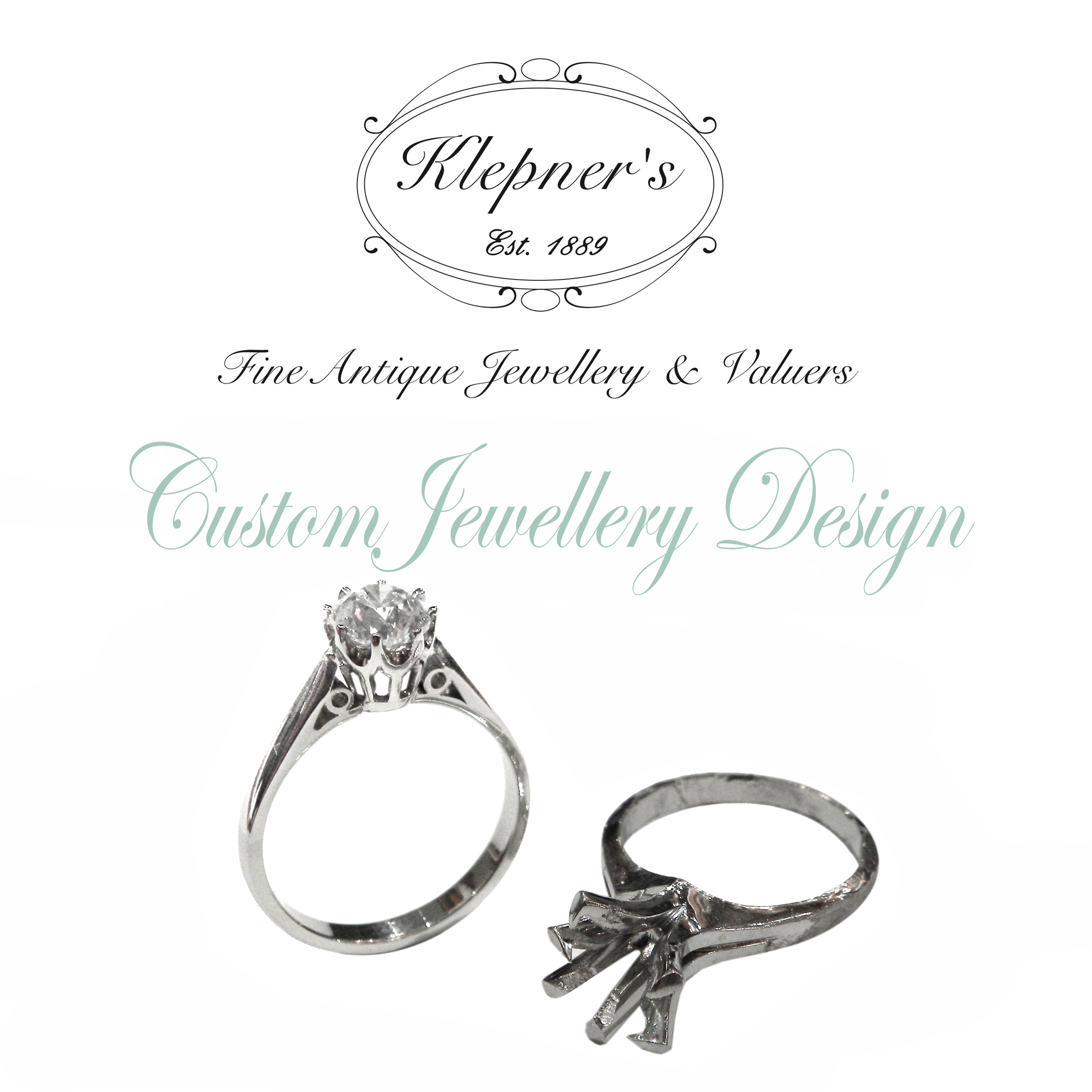 Click to find out more about our award winning jewellery design services