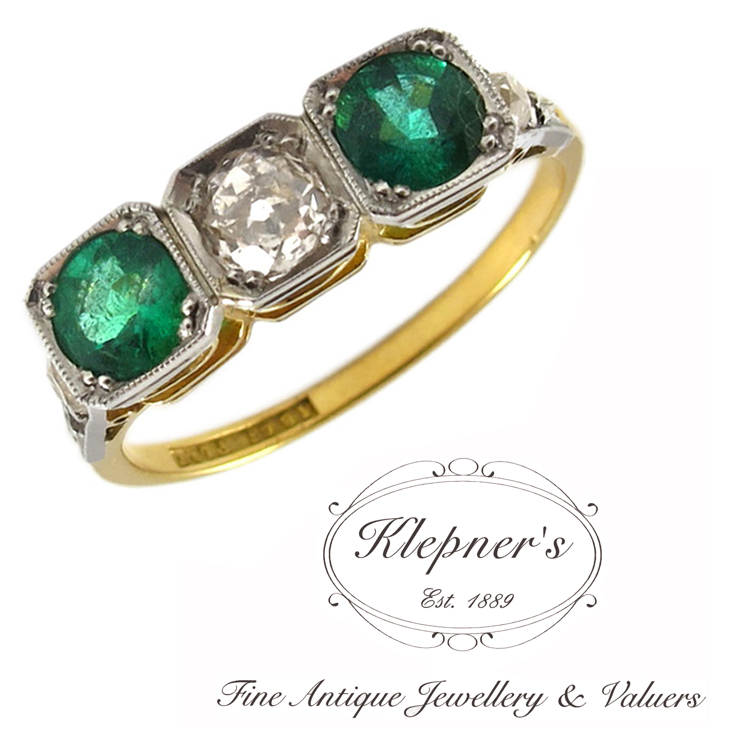 Emerald Ring Archive Melbourne
