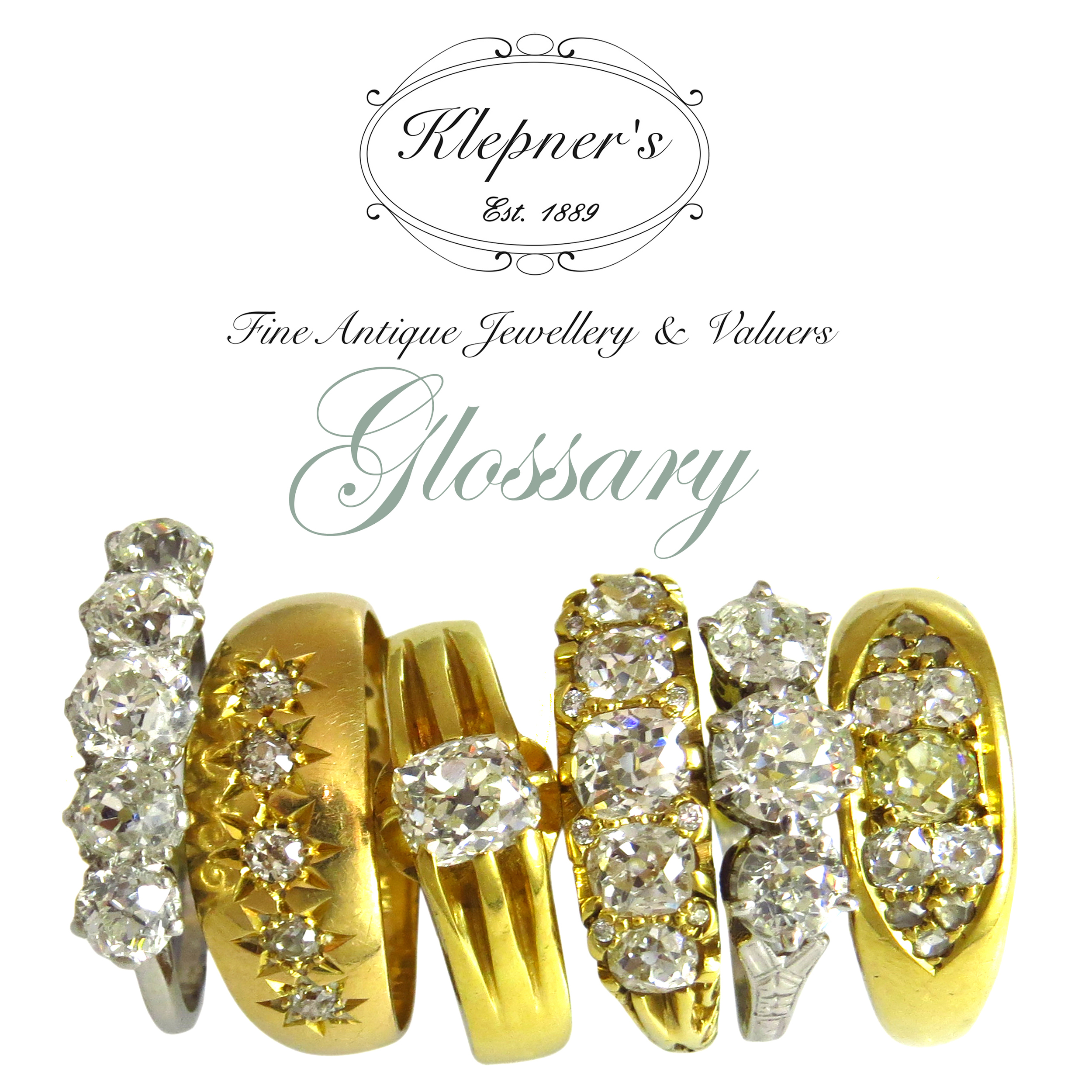 A useful guide to help you understand jewellery terminology