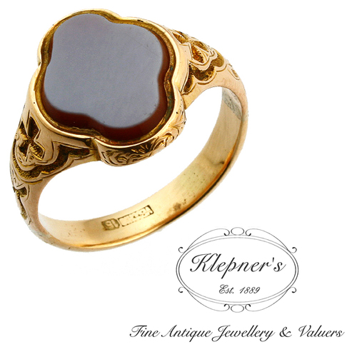 Signet Rings & Intaglio Rings