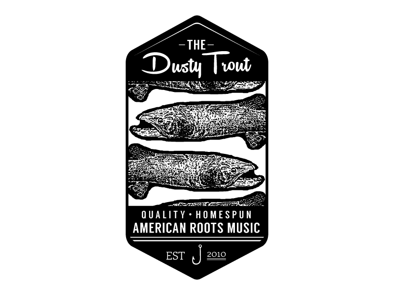 Customer:  The Dusty Trout  Artwork by:  The Laughing Owl Press Co.