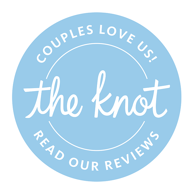 - CLICK ICON TO READ OUR REVIEWS ON THE KNOT