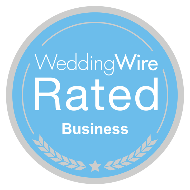 - CLICK ICON TO READ OUR REVIEWS ON WEDDING WIRE