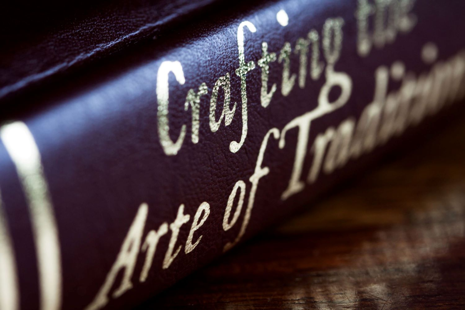 Crafting the Arte of Tradition - Standard Edition