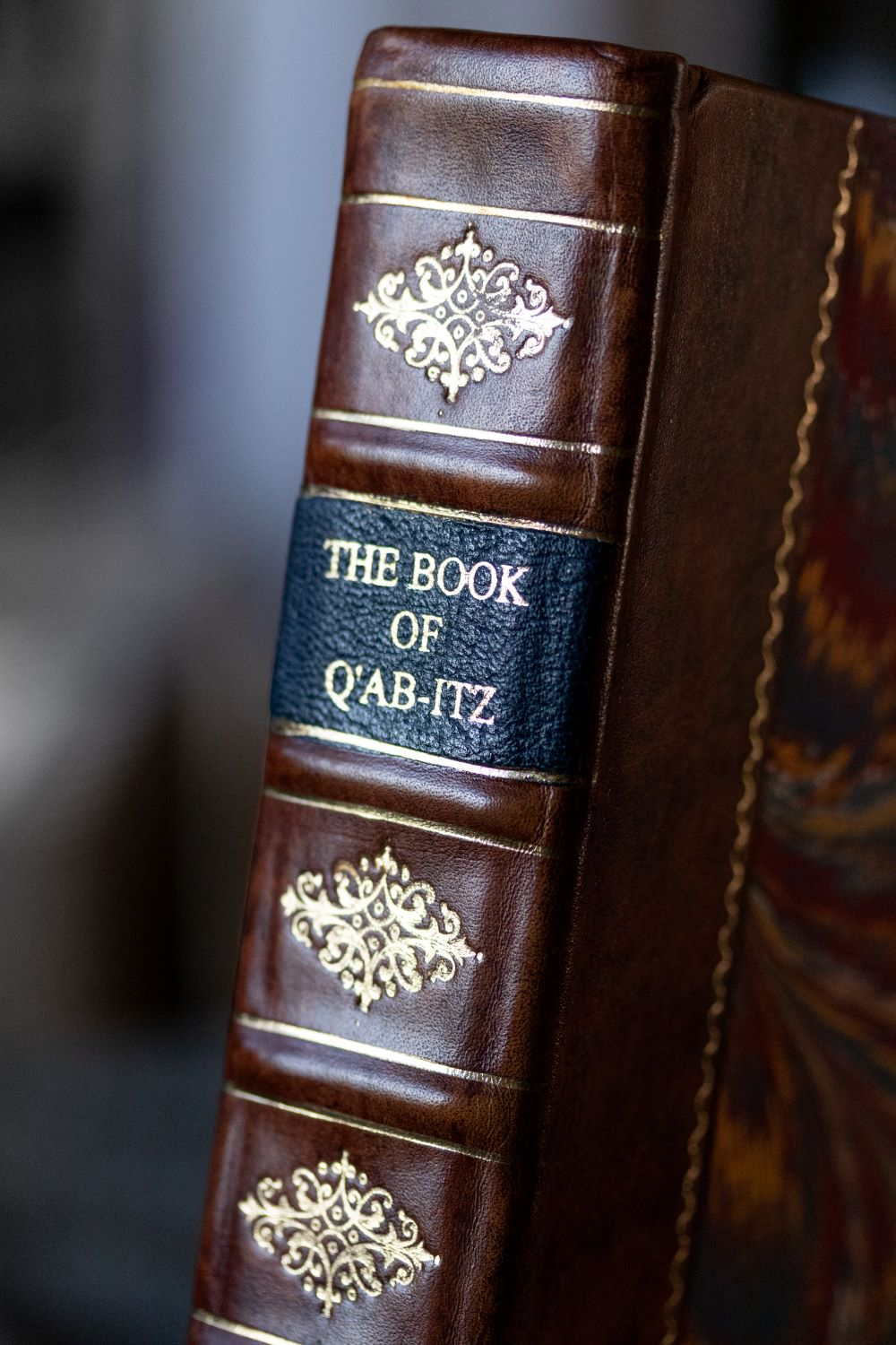 The Book of Q'ab iTz - Telesmatic Edition