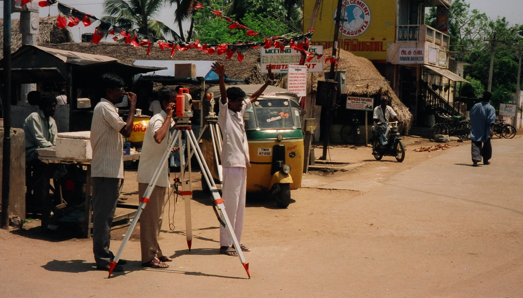 A Landmeten in India 2.JPG