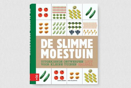 DE SLIMME MOESTUIN | FORTE UITGEVERS   BOEKOMSLAG