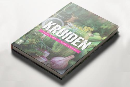 KRUIDEN |FORTE UITGEVERS   BOEKOMSLAG / ONTWERP BINNENWERK