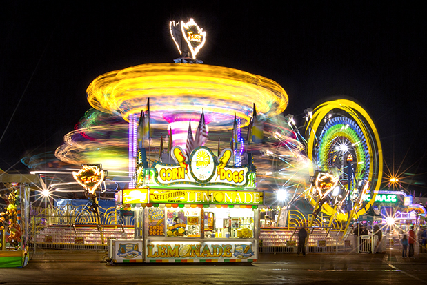 Tampa Photography class photo of Fl State Fair