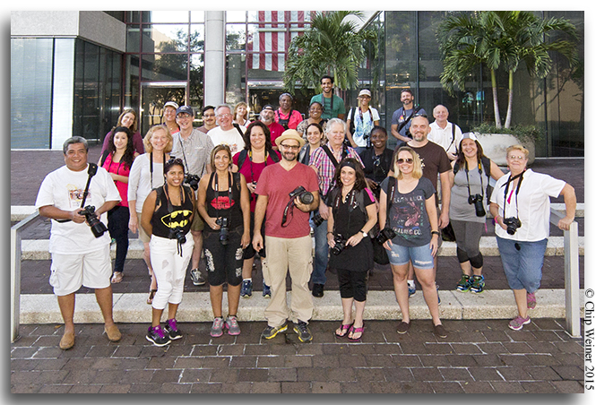 Join me and 49 of your Bay Area Neighbors as we photograph downtown Tampa and learn a few new tricks