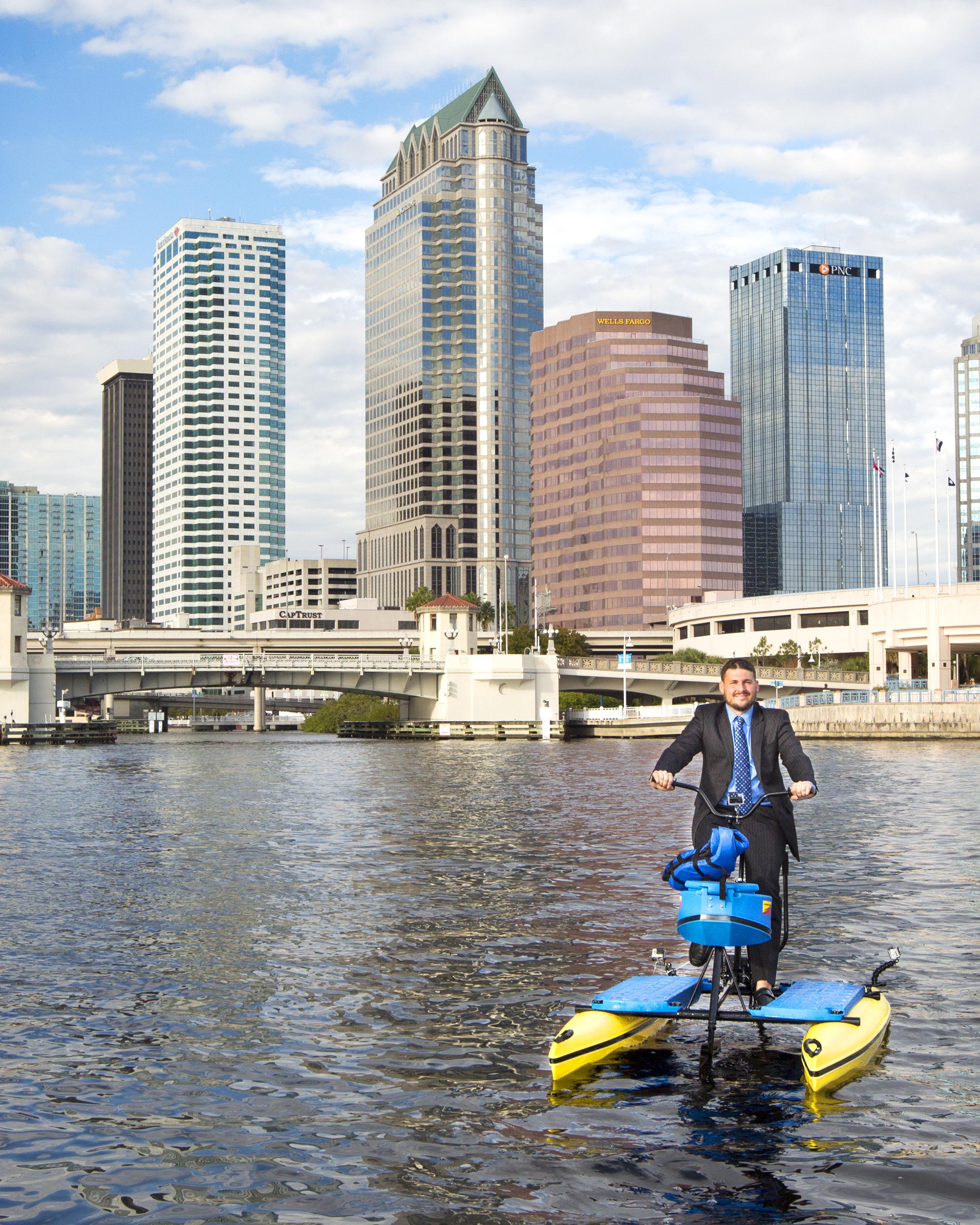 Tampa Bay Water Bike co-owner Ted Fleischbein 4.jpg