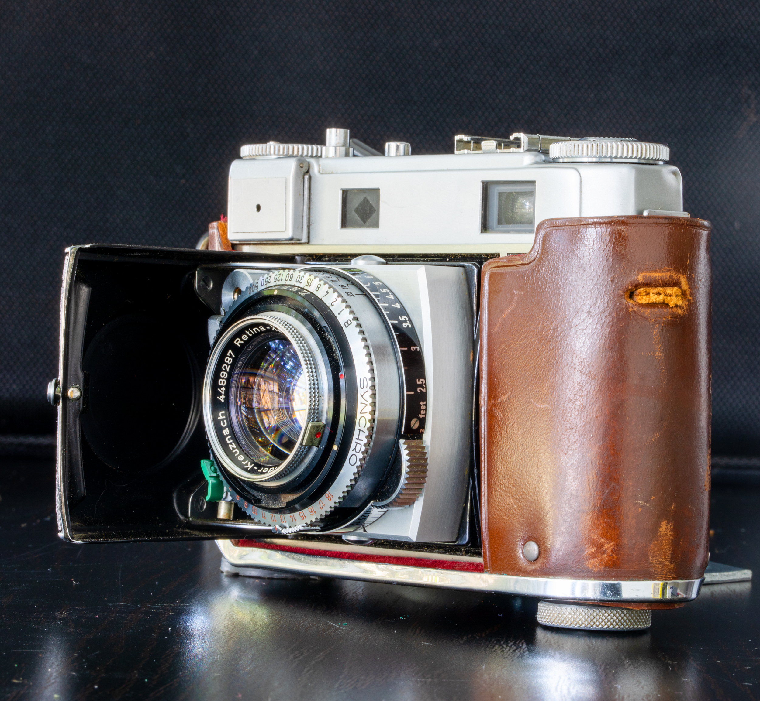 You know that camera you inherited from your gramps or the one you got at that garage sale? If you buy film for it, we'll show you how to shoot it! (If you are not sure that film is available, call us.