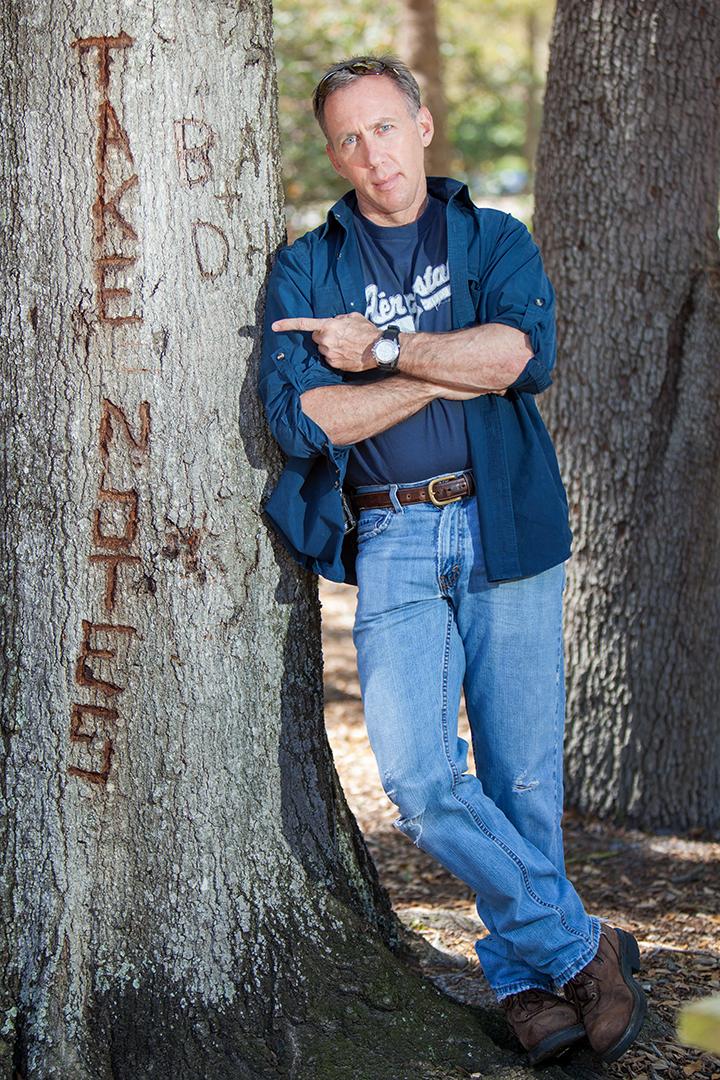 Tampa photography teacher Chip Weiner