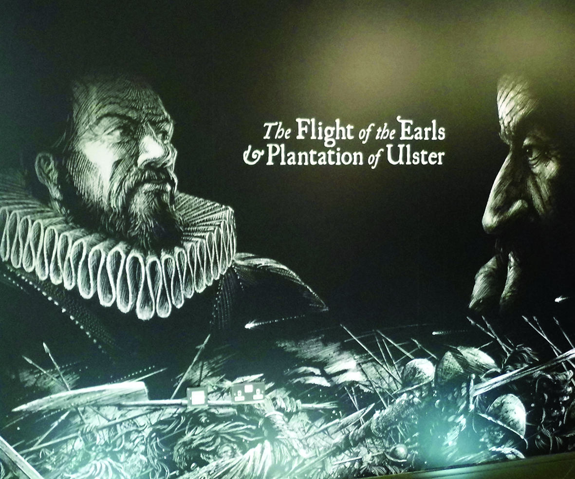 The Flight of the Earls & Plantation of Ulster