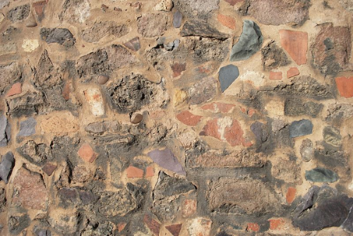 Rubble Masonry Wall