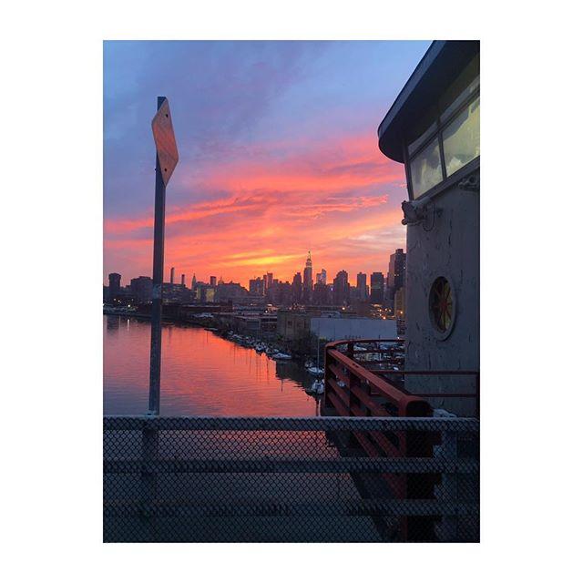 pulaski bridge #📱#nyc