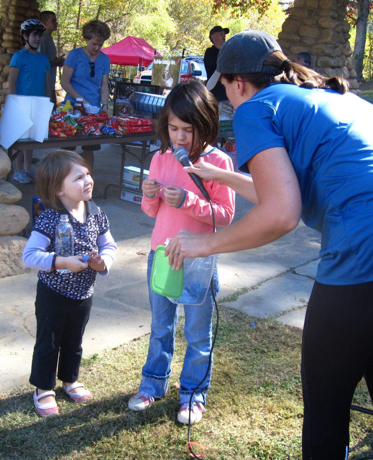 Fall Festival at Rope Mill 2010