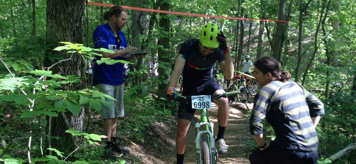 2015 Time Trials Series - Rope Mill Park, May 2nd