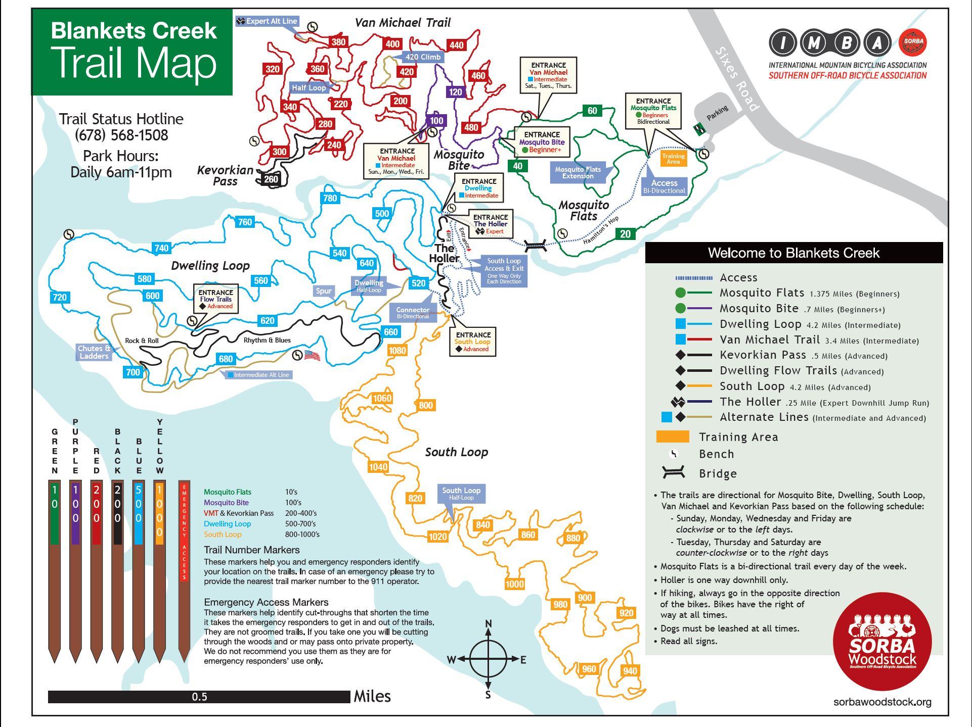 Blankets Creek — SORBA Woodstock on trail map print, trail map design, calendar pdf, globe pdf,