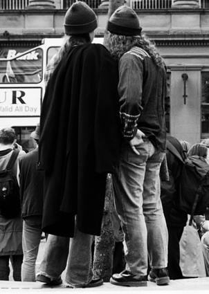 Bob Fagan_Dublin_Couple with Hats.jpg