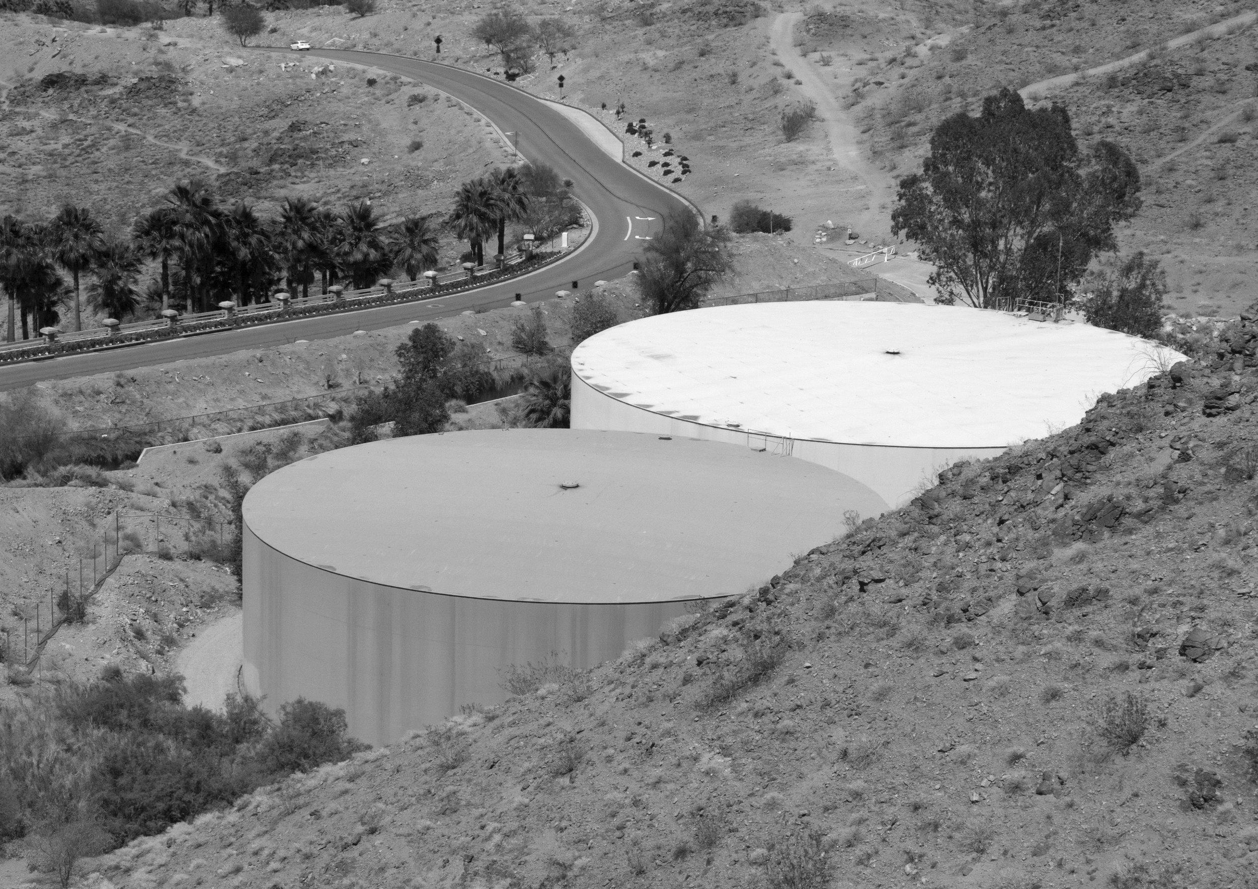 Rancho Miarage tanks.jpg