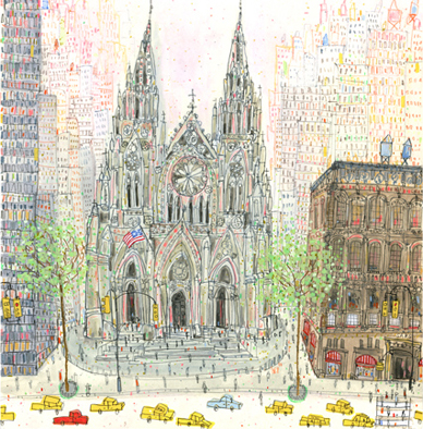 St. Patrick's Cathedral, New York