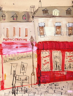 Maison Catherine, Paris