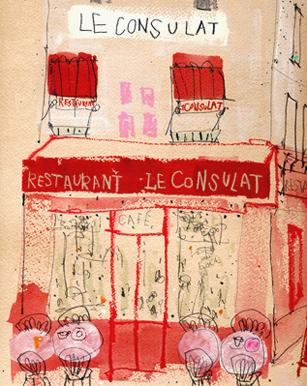 Restaurant Le Consulat, Paris