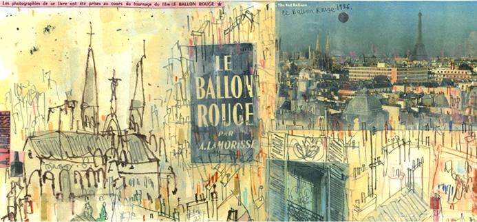 The Red Balloon Paris 1956