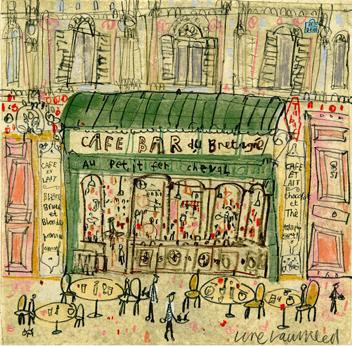 Au Petit Au Cheval Paris