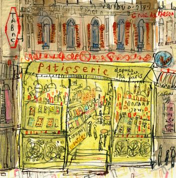 Patisserie Paris