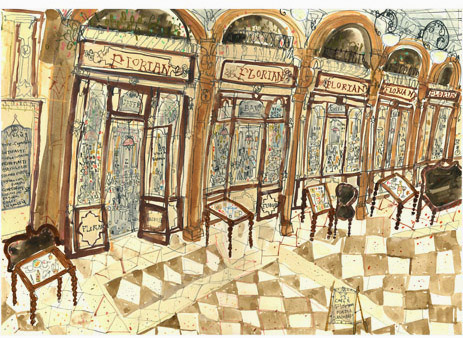 Cafè Florian Piazza San Marco