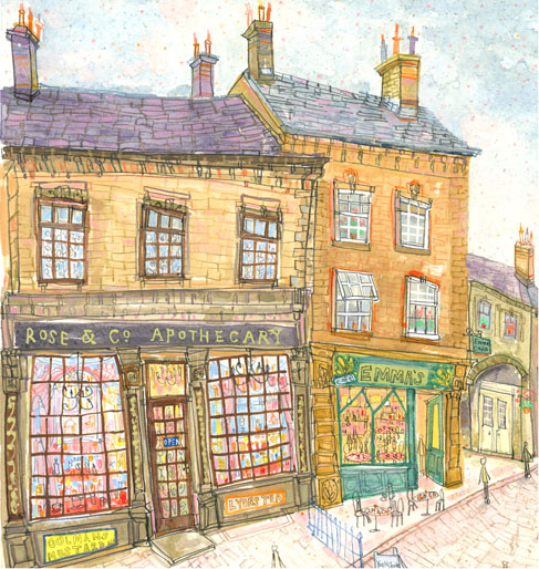 The Apothecary Haworth