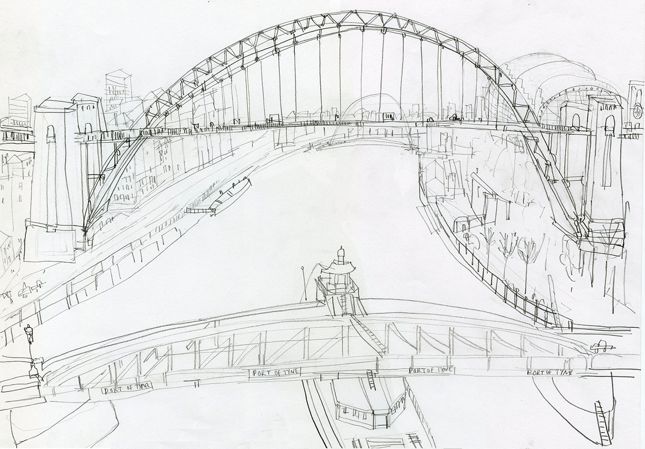 TYNE BRIDGE NEWCASTLE SKETCH_clare_caulfield.jpg