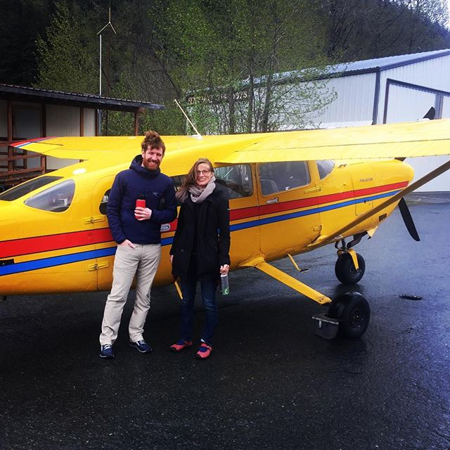 Flying on #alaskaseaplanes in SE AK for #biomassboiler #communityenergy projects is always thrilling... add windy conditions and it can be quite the ride!