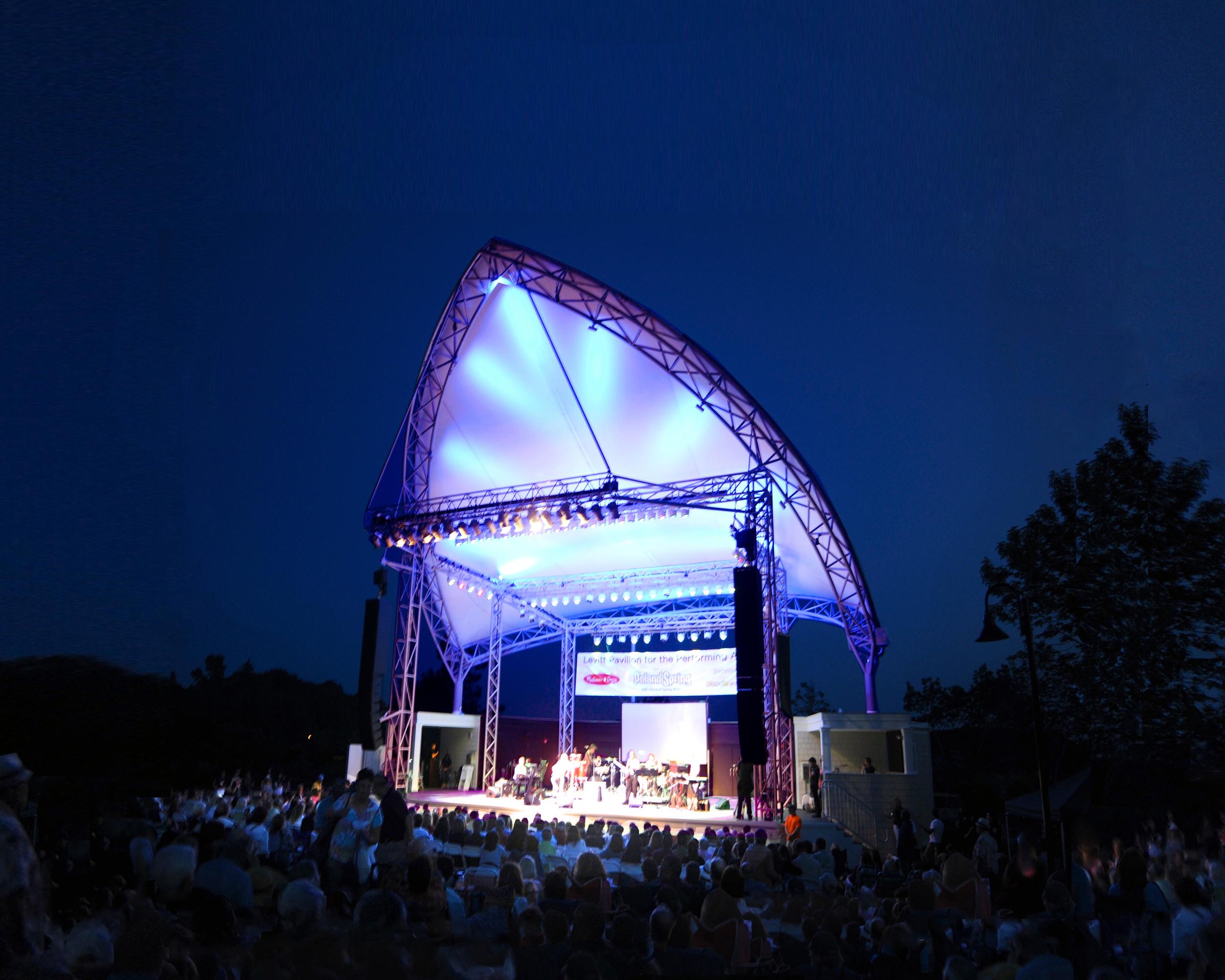 Levitt Pavilion, Westport, Connecticut - Est. 1974  levittpavilion.com