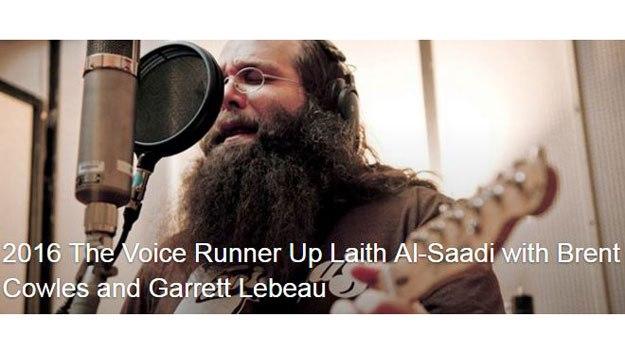 Laith Al-Saadi (credit: Levitt Pavilion Denver)